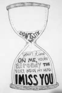 Outline In Color Ive Had This Before Meaning by Drawing Quote Text Time I Miss You Blink182 Self