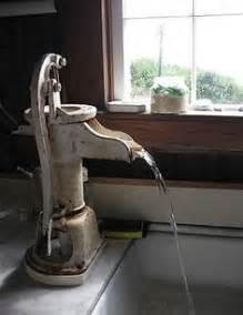 vintage kitchen sink faucets 1000 images about antique pumps on