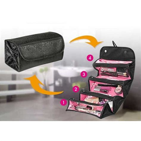 Roll And Go Bag Cosmetik roll n go