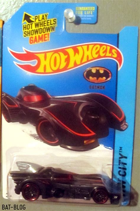 Hotwheels The Batman Batmobile 2014 bat batman toys and collectibles new 2014