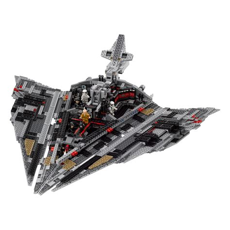 Lego Wars lego 75190 wars order destroyer