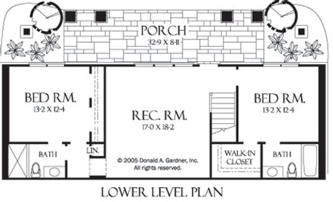 walkout basement archives houseplansblog dongardner com house plans with walk out basements page 1 at westhome