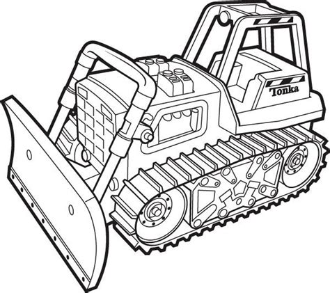 excavator coloring pages free excavator coloring pages to print tonka coloring
