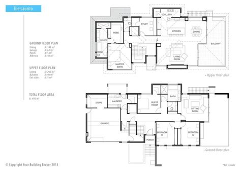 reverse living house plans reverse living home plans house design plans