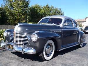 1941 Buick Coupe For Sale 1941 Buick Sedanette For Sale Thousand Oaks California