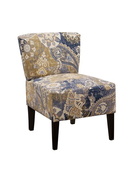 accent chairs ashley furniture ashley furniture fabric ashley ravity accent chair denim ashley 4630460 at