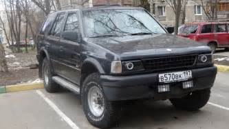 Opel Frontera A O陲 2 4 Drive2