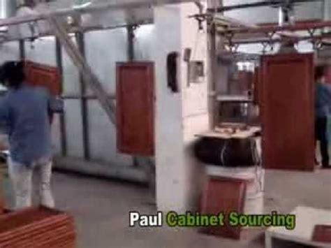 kitchen cabinet factory china kitchen cabinet factory tour youtube