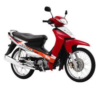 Suzuki Smash Parts Sepeda Motor Indonesia October 2009