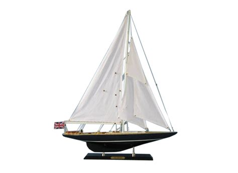 Sailboat Models For Decoration by Buy Wooden Velsheda Limited Model Sailboat Decoration 27
