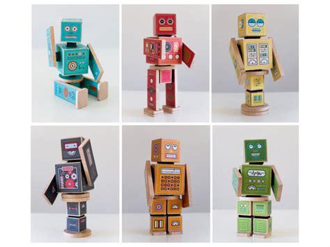 pattern beatbox robot adorable diy robot blocks two free printables