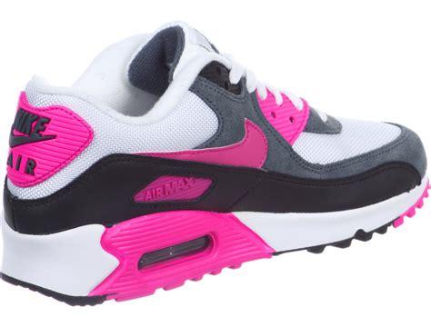 Air Max Pink nike air max 90 w schuhe wei 223 pink grau im weare shop