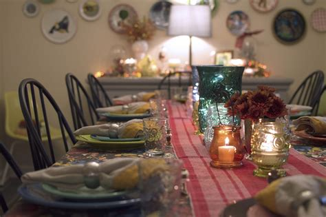 tuesday morning home decor 10 years of hosting thanksgiving refreshed table decor