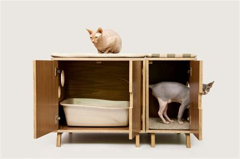 modular cabinet set mid century modern pet furniture