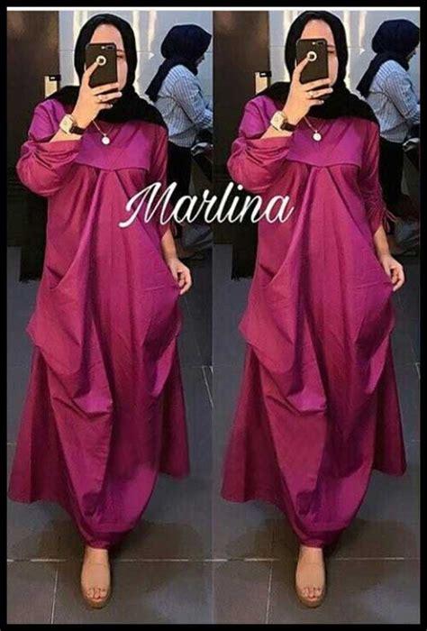 Tunik Marlina baju tunik modern bahan toyobo wa 0821 1223 5665