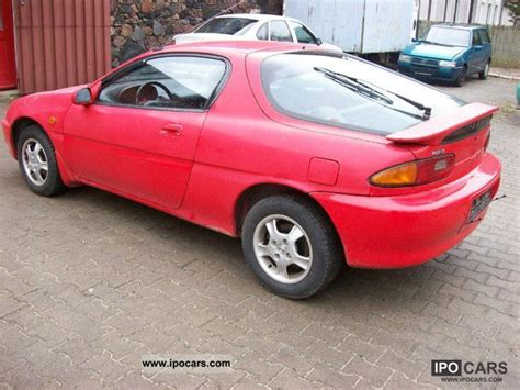 1993 mazda mx 3 information and photos momentcar