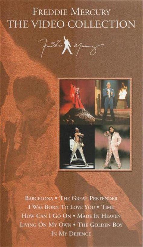 biography freddie mercury dvd freddie mercury videos dvd s and blu rays discography