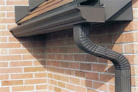 gutters how to install rain gutters and downspouts quick