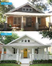 rehab homes before and after a dilapidated shocker craftsman home