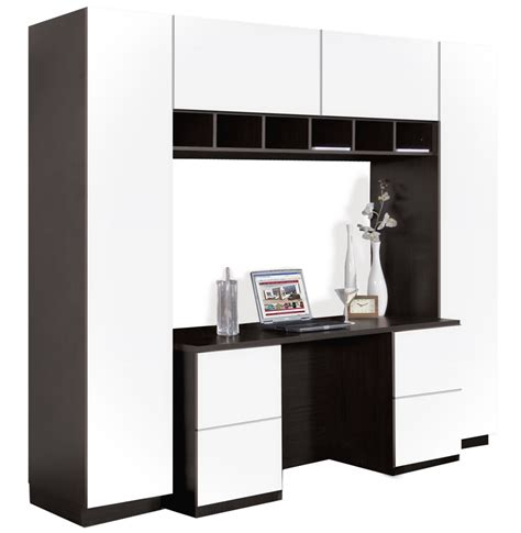 Wall Units With Desk by Davidson Wall Unit Desk Contempo Space