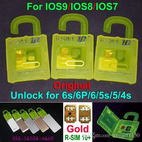 Rsim 10 Plus newest unlock card r sim 10 plus rsim 10 r sim 10