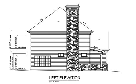 house plans with fireplace craftsman bungalow style house plan with garage
