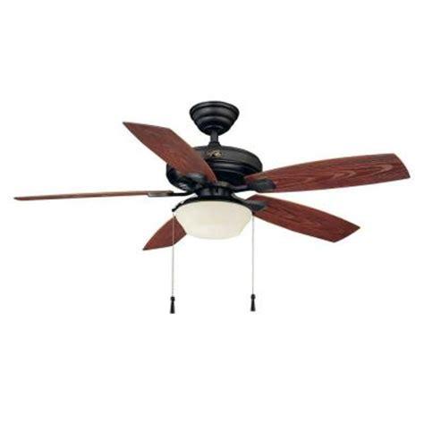 hton bay gazebo ceiling fan hton bay gazebo ii 52 in indoor outdoor iron