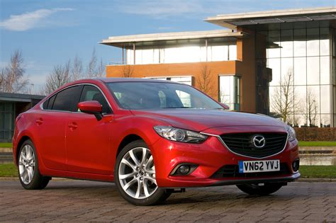 mazda car company mazda6 gets free sat nav for company car buyers carbuyer