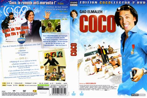 film coco acteurs jaquette dvd de coco cin 233 ma passion