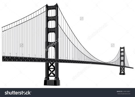 color of golden gate bridge color clipart free golden gate bridge clipart collection