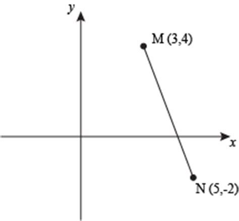 points, lines, angles, and planes distance and midpoint