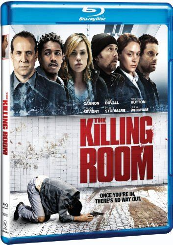 the killing room the killing room 2009 dvd hd dvd fullscreen widescreen and special edition box set