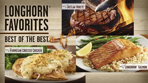 try longhorn s favorite dishes they re the best of the best - Longhorn Steakhouse Gift Card Specials
