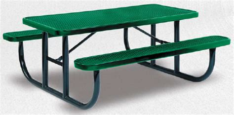 plastic coated picnic tables sa so traffic safety and facility products outdoor