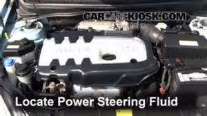 2007 Hyundai Elantra Transmission Fluid Fix Power Steering Leaks Hyundai Accent 2006 2011 2007