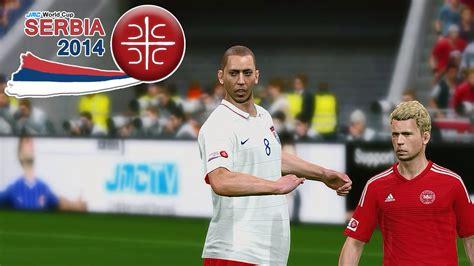 serbia world cup denmark vs usa jmc world cup serbia 2014 pro