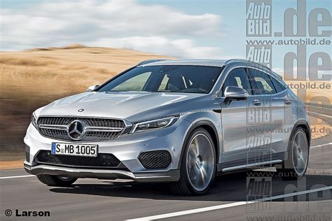 New Mercedes Gla Coupe by 2016 Mercedes Gla Quot Coup 233 Quot
