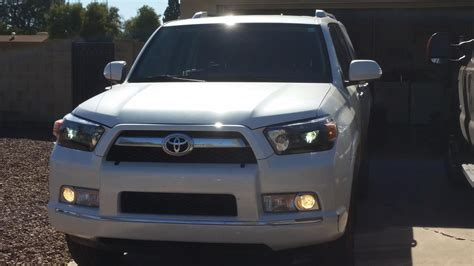 4th 4runner led lights corolla led projectors toyota 4runner forum largest