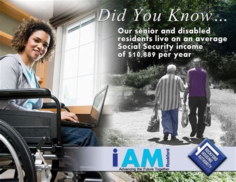 Social Security Office Rockford by Did You Our Senior And Disabled Residents Live On An