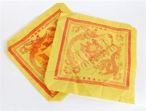 Joss Paper Origami - feng shui arts and crafts