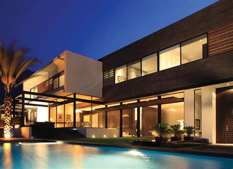 luxury contemporary homes luxury mexico house by glr arquitectos modern house designs