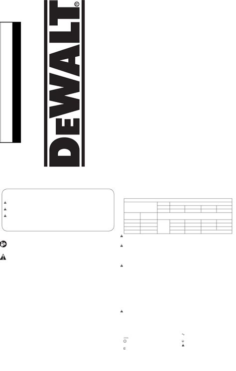 Dewalt Drill Dw235g User Guide Manualsonline Com