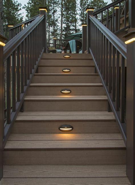 gartentreppe beleuchten und sie zum hingucker machen - Treppenstufen Beleuchten