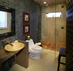 oriental style bathroom design ideas