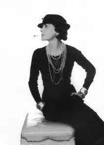The extraordinary life of coco chanel little black dress