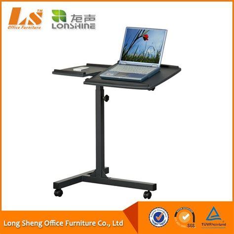 Laptop Desk With Wheels Adjustable Computer Desk With Wheels Buy Computer Desk Computer Desk With Wheels Adjustable