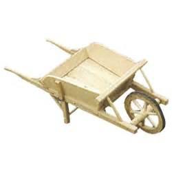 plan de brouette en bois pour enfant