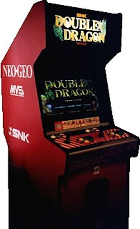 double dragon neogeo videogame by technos