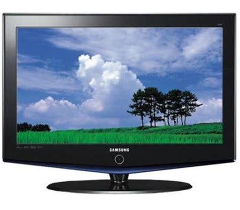 32 samsung le32r73bd hd ready digital freeview lcd tv