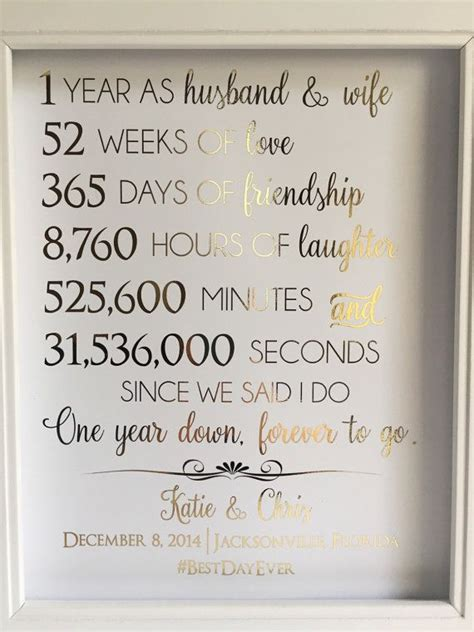 impress  partner   st anniversary gift ideas